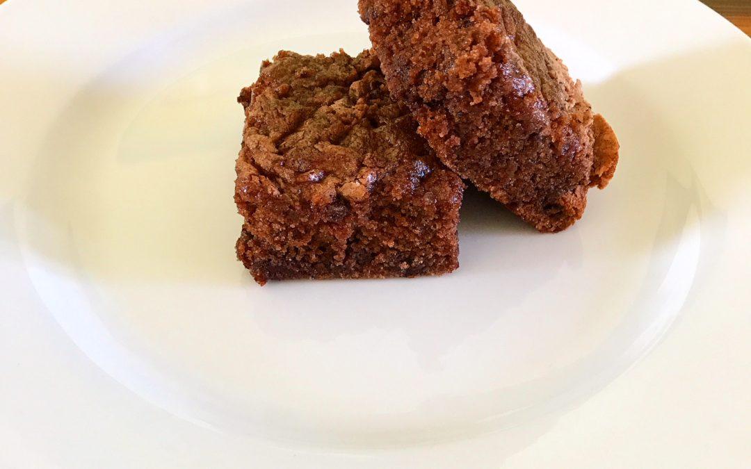 Keelan's Vegan Quinoa Brownies